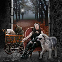 She Wolf by Juli-SnowWhite