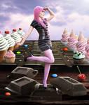 Candyland by Juli-SnowWhite