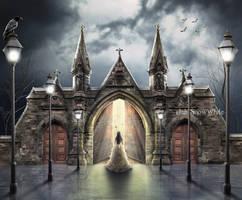 The Open Door by Juli-SnowWhite
