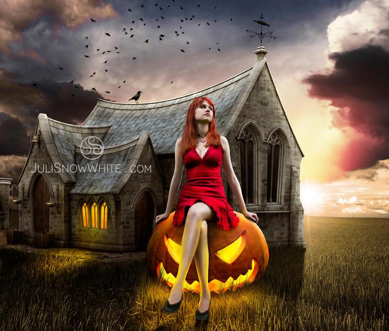 Enchanted Halloween by Juli-SnowWhite
