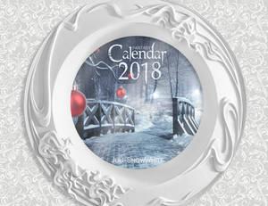 2018 Calendar - Fantasy