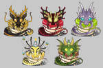 Dragon-Cake Adoptable by BlackRayser