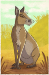 Garua the Mara [Gift] by BlackRayser
