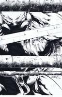 Leo inks by TonyKordos