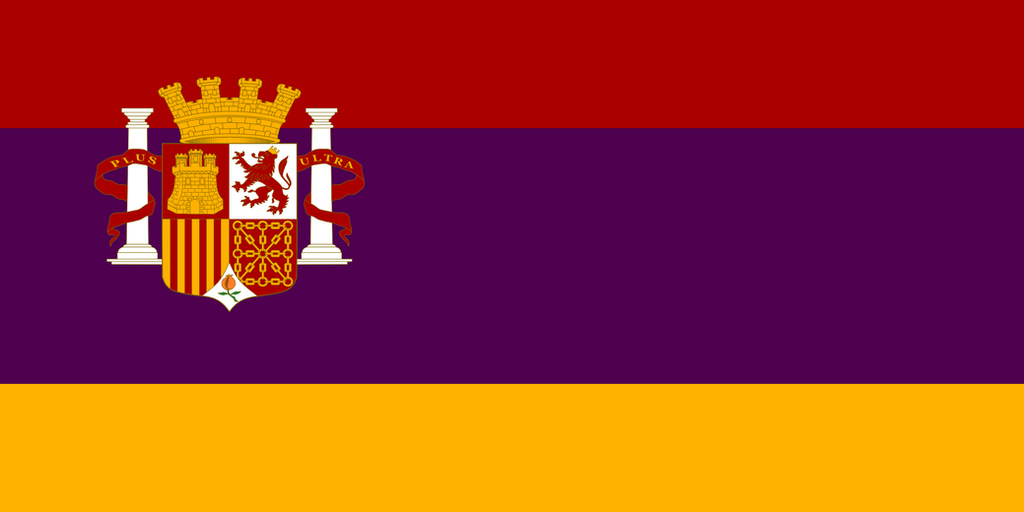 Spain by DeathPwnie