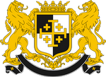 Greater Coat of Arms of Jerusalem