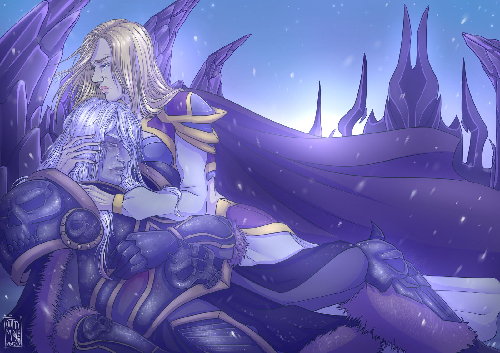 Fall of the Lich King