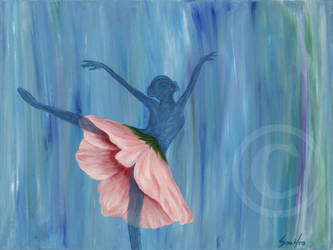 Flower Dancer by ArtistSooHoo