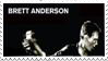 brett anderson stamp by KatataEtc