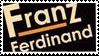 franz ferdinand stamp by KatataEtc
