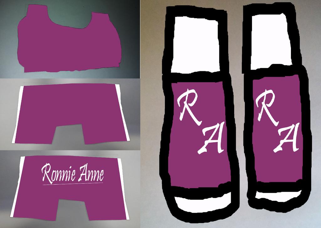 Ronnie Anne Santiago's Exeron Attire (2) by Shafty817