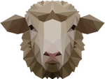 Low-Poly Sheep