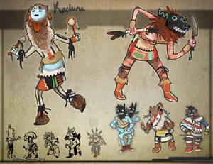Kachina Spirits