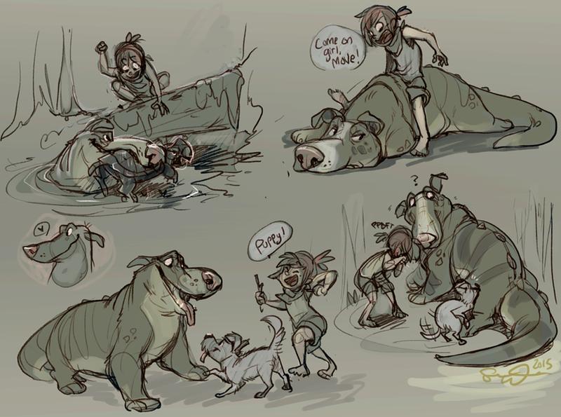 Gatordogablar by colonel-strawberry