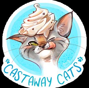 Castaway Cats Bake Sale!
