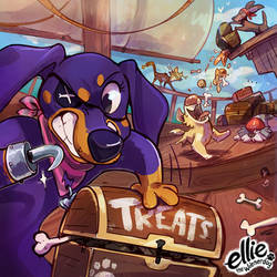 Ellie: Arg Maties! by colonel-strawberry