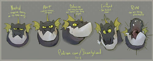Jawbone Expressions Sheet by colonel-strawberry