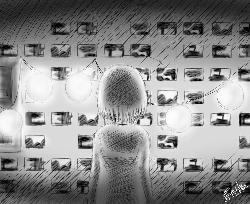 [Fanart] Max Cauulfield by Hiyori-Yamada