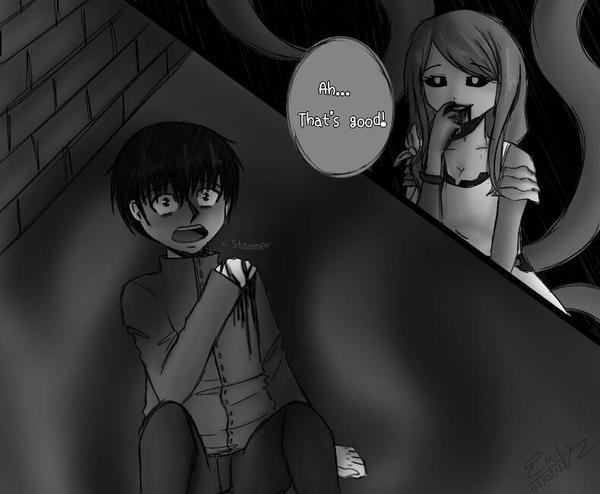 [Fanart/Comic/Idk] Tokyo Ghoul  by PinkPearlMLP