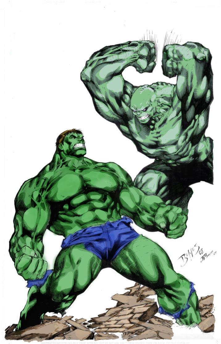 A Bomb Vs Abomination Hulk Vs Abomina...
