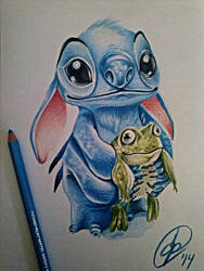 My Stitch by Deisydo