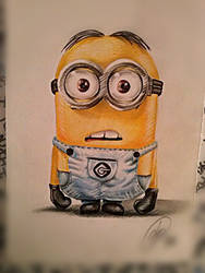 Un Minion!!!!! by Deisydo