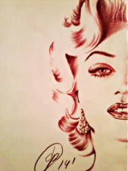 Marilyn Monroe 40 min. by Deisydo