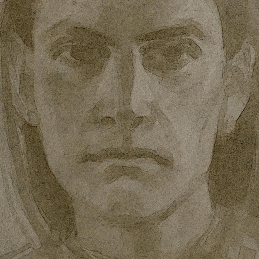 Severus Snape by ness112