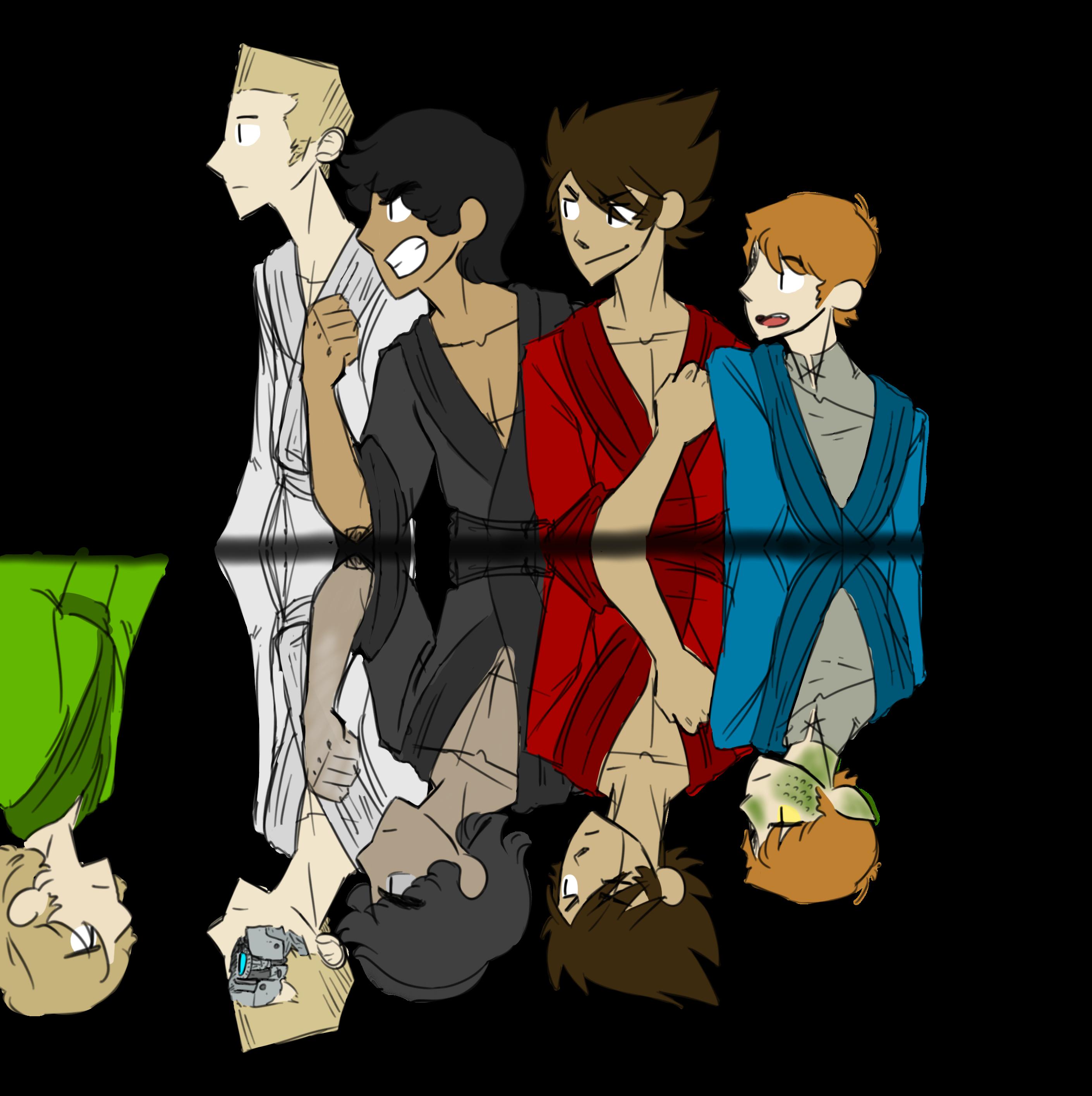 Ninjago by Dual-Clock on DeviantArt