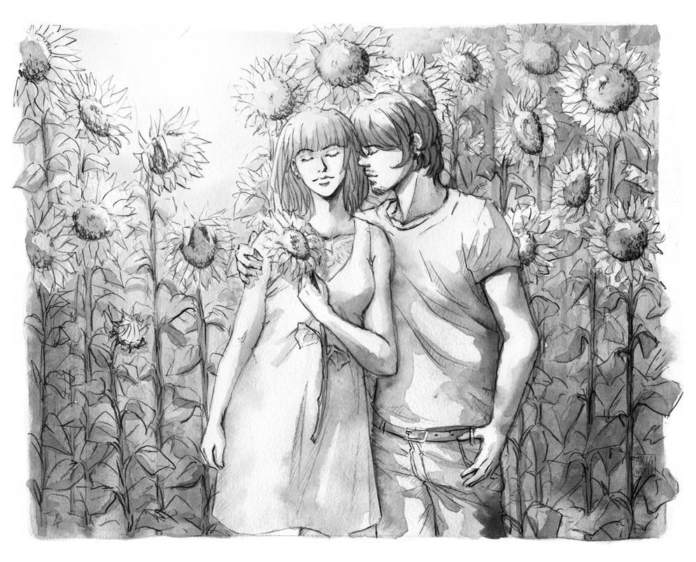 Sunshine by AkiaWalker