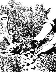 Inktober - 24 Dig [Plant]