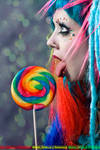 Want to be my Lollipop by Ophelia-Overdose