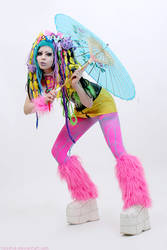 Color Splash by Ophelia-Overdose