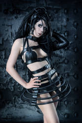 Black with envy by Ophelia-Overdose