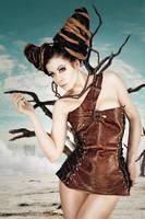 Earthen empress by Ophelia-Overdose
