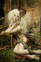 Vintage dolly by Ophelia-Overdose