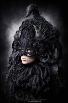 Black swan by Ophelia-Overdose