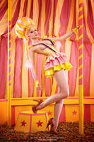 Candy floss circus by Ophelia-Overdose