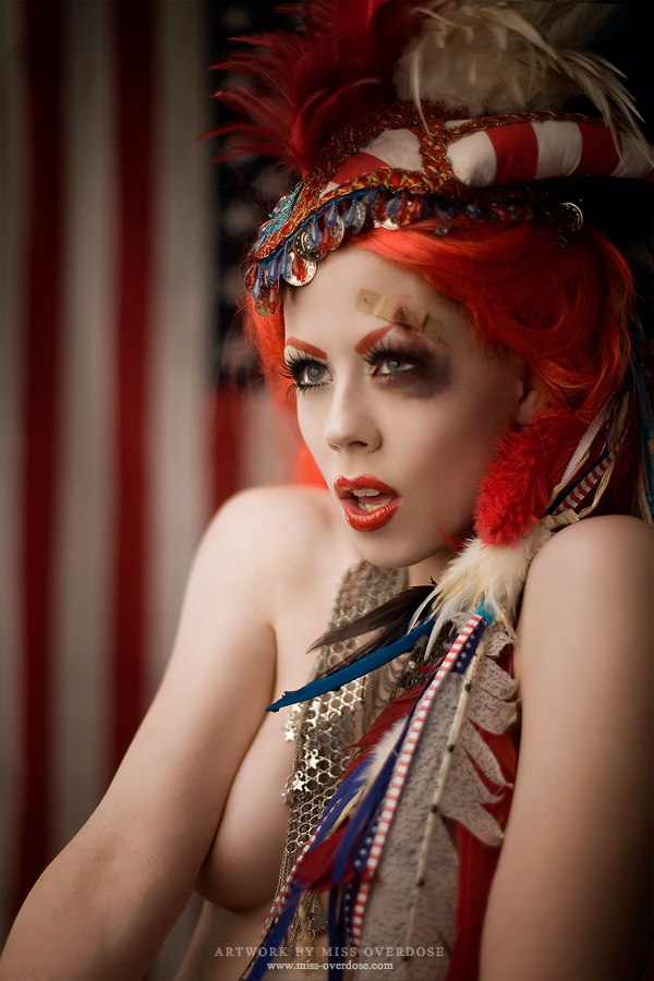 Miss America by Ophelia-Overdose on DeviantArt
