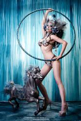 Pillarbox circus by Ophelia-Overdose