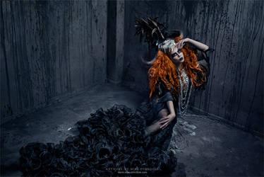 Raven by Ophelia-Overdose