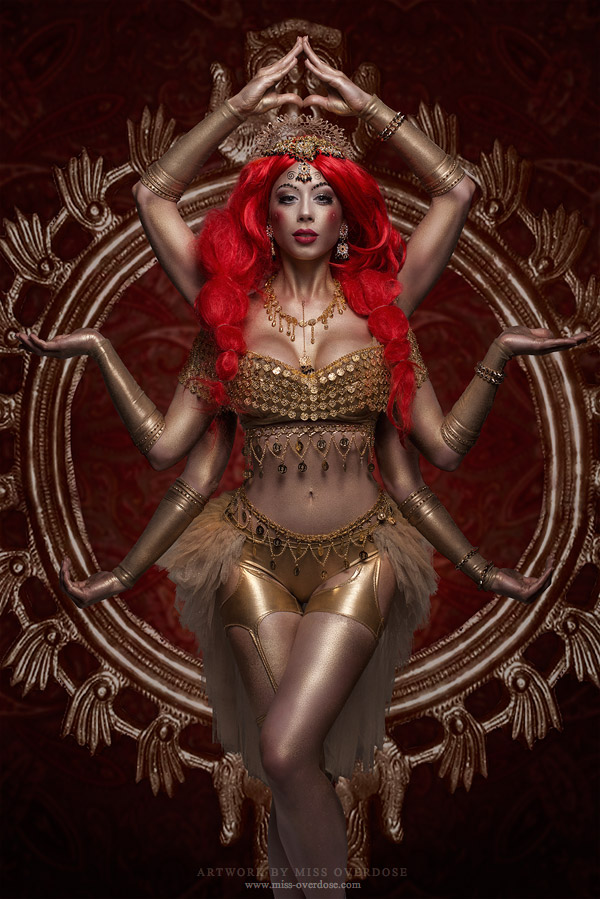 Shivaesque by Ophelia-Overdose