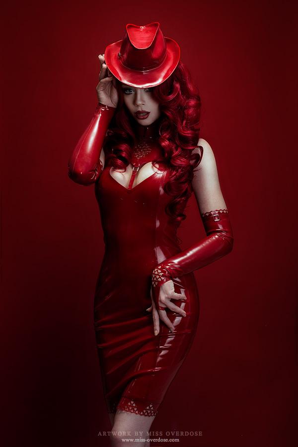 Red Liquorice by Ophelia-Overdose