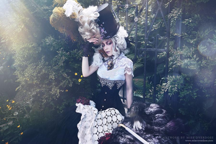 Garden of Secrets by Ophelia-Overdose