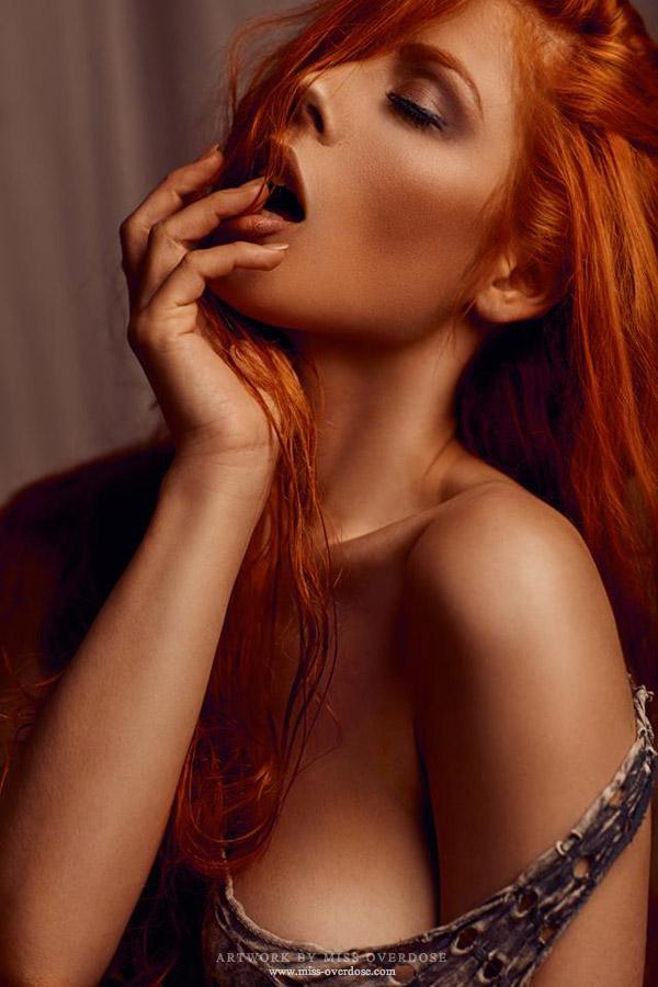 Tangerine love by Ophelia-Overdose