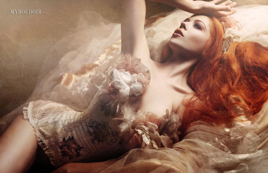 Boudoir by Ophelia-Overdose