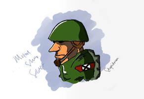 Metal Slug Soldier