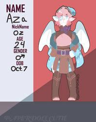 PaperDoll Cuties- Aza