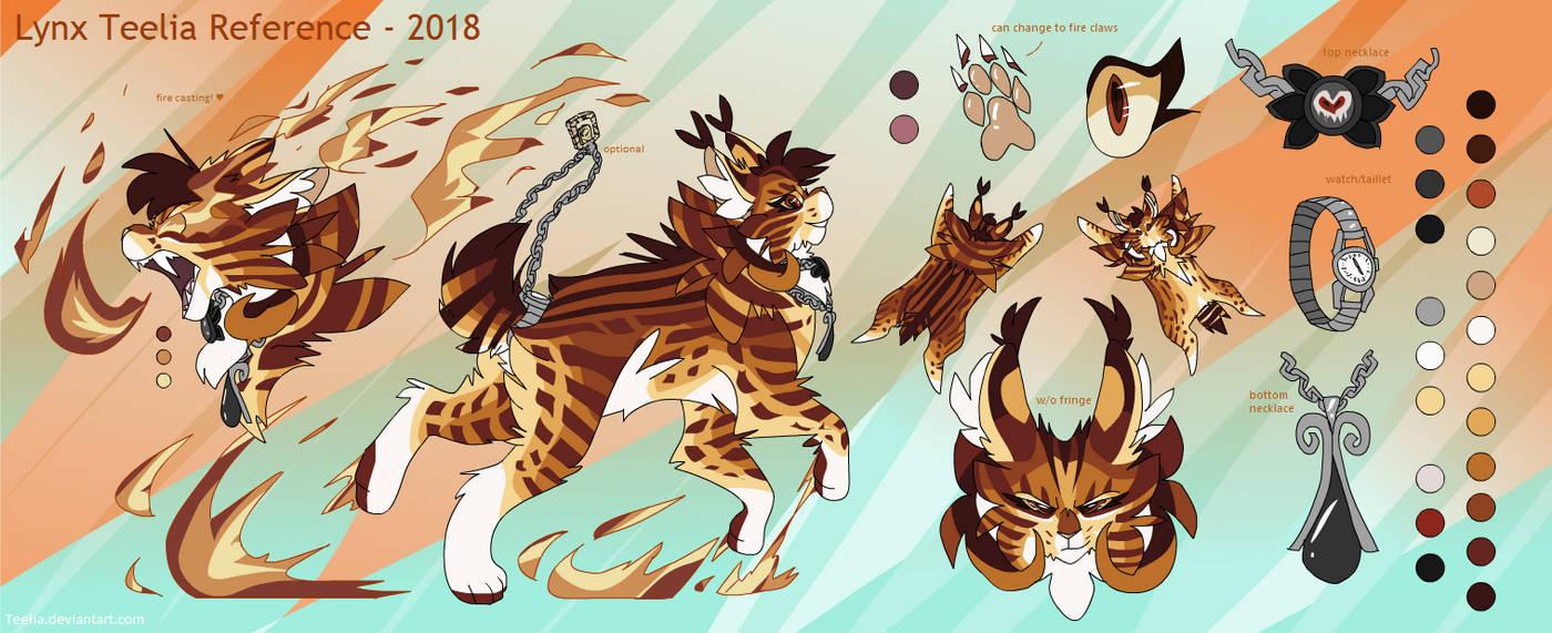 Lynx Teelia 2018 Reference by Teelia