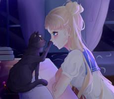 Ysagi and Luna